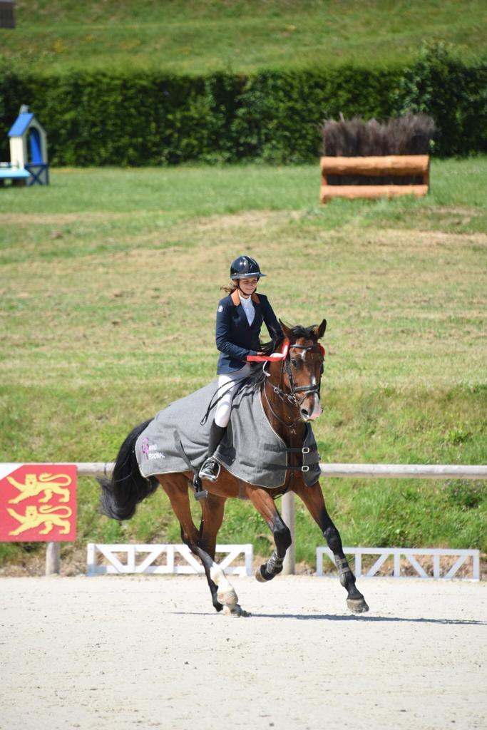 Clémence Angot - Valoriser votre cheval