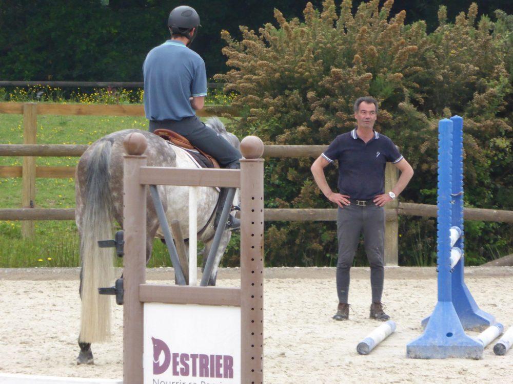 Valoriser votre cheval - l'entraînement
