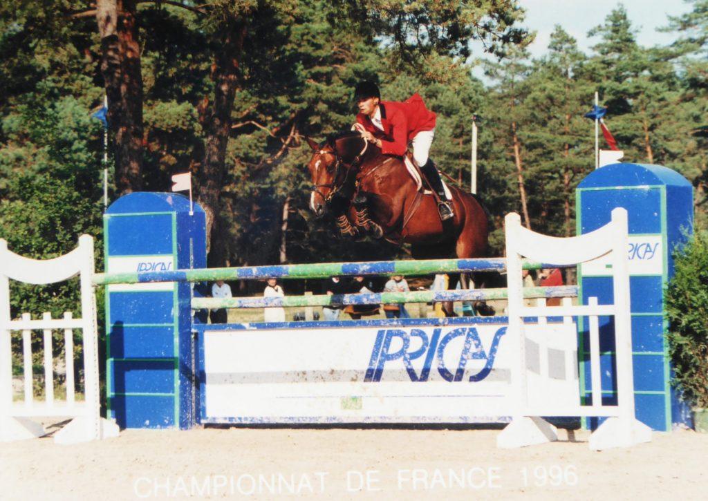 Championnat de France 1996